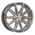 1000 Miglia MM1007 8,5x19 5x114,3 ET42 67,1 Dark Anthracite High Gloss