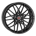 1000 Miglia MM1015 8x18 5x108 ET45 63,4 Gloss Black Polished