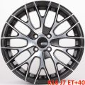 ADV1 3127 7x16 4x100 ET40 73,1 Black Polished